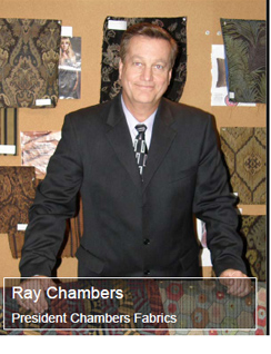 England Furniture - Chambers Fabric - Ray Chambers
